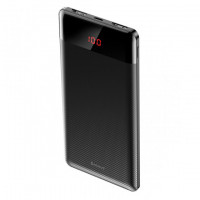 Дополнительный аккумулятор PowerBank Baseus Baseus Mini Cu diital display 10000mAh PPALL-AKU01
