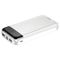 Дополнительный аккумулятор PowerBank Baseus Mini Cu diital display 20000mAh PPALL-CKU02