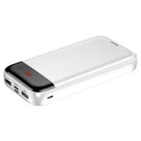 Дополнительный аккумулятор PowerBank Baseus Mini Cu diital display 20000mAh PPALL-CKU02