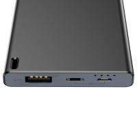 Дополнительный аккумулятор PowerBank Baseus Choc 10000mAh  PPALL-QK1G