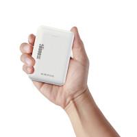 Внешний аккумулятор BOROFONE BT13 MiniPower Mobile Power Bank (10000mAh) белый