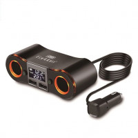 Автомобильный Bluetooth EarlDom ET-M28 black