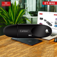 Автомобильный Bluetooth receiver EarlDom ET-M40 black