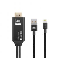 HDMI устройство EarlDom ET-W14 black
