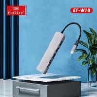 HDMI устройство EarlDom ET-W18 Plug and Play Silver