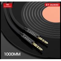 AUX кабель EarlDom ET-AUX03 black