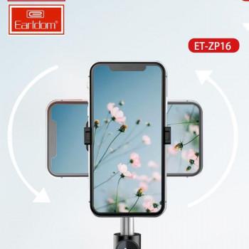 Селфи Палка Bluetooth EarlDom ET-ZP16 black