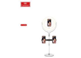Селфи лампа 30 см EarlDom ET-ZP06 White