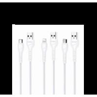 USB кабель EarlDom EC-095M (Micro) Black