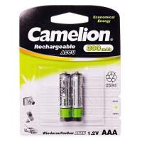 Аккумулятор  Camelion R03 AAA BL2 NI-CD 300mAh (2/24/480)