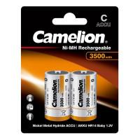 Аккумулятор  Camelion R14 C BL2 NI-MH 3500mAh (2/12/192)