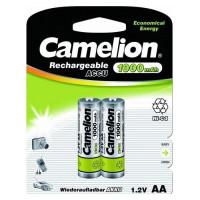 Аккумулятор  Camelion R6 AA BL2 NI-CD 1000mAh (2/24/480)