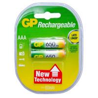 Аккумулятор  GP R03 AAA BL2 NI-MH 650mAh (2/20/200)