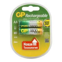 Аккумулятор  GP R6 AA BL2 NI-MH 1800mAh (2/20/200)