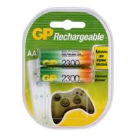 Аккумулятор  GP R6 AA BL2 NI-MH 2300mAh (2/20/200)