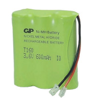 Аккумулятор для радиотелефонов GP T160 BL1 NI-MH 600mAh (1/10/100)