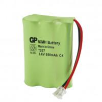 Аккумулятор для радиотелефонов GP T207 BL1 NI-MH 550mAh (1/14/140)