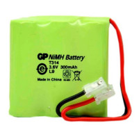 Аккумулятор для радиотелефонов GP T314 BL1 NI-MH 300mAh (1/10/100)