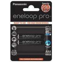 Аккумулятор  Panasonic R03 AAA BL2 NI-MH eneloop pro 930mAh (2/20/240)