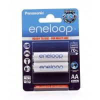 Аккумулятор  Panasonic R6 AA BL2 NI-MH eneloop 1900mAh (2/16/192)