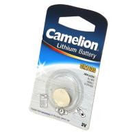 Батарейка Camelion CR1620 BL1 Lithium 3V (1/10/1800)