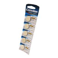 Батарейка Camelion CR2025 BL5 Lithium 3V (5/50/1800)