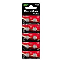Батарейка Camelion G0/LR521/LR63/LR50/379A/179 BL10 Alkaline (10/100/3600)
