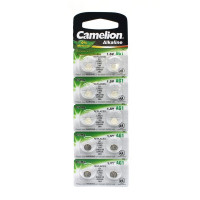 Батарейка Camelion G1/LR621/LR60/364A/164 BL10 Alkaline 1.5V (10/100/3600)