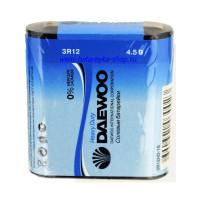 Батарейка Daewoo 3R12 Shrink 1 Heavy Duty 4.5V (1/10/240)
