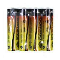 Батарейка Daewoo ENERGY LR6 AA Shrink 4 Alkaline 1.5V (4/96/384)