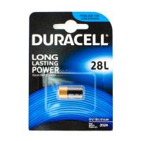 Батарейка Duracell 28L/4SR44 BL1 Lithium 6V (1/6/30)