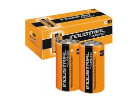 Батарейка Duracell INDUSTRIAL LR14 C BOX10 Alkaline 1.5V (10/100)