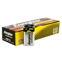 Батарейка Energizer INDUSTRIAL Крона 6LR61 BOX12 Alkaline 9V (12/72)