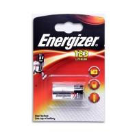 Батарейка Energizer CR123A BL1 Lithium 3V (1/6/60)