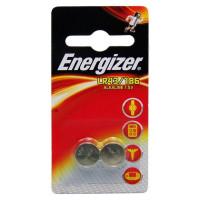Батарейка Energizer G12/LR1142/LR43/386A/186 BL2 Alkaline 1.5V (2/20/200)