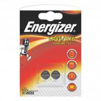 Батарейка Energizer G13/LR1154/LR44/357A/A76 BL2 Alkaline 1.5V (2/20/200)