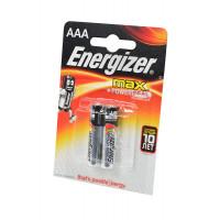 Батарейка Energizer MAX LR03 AAA BL2 Alkaline 1.5V (2/24)