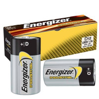 Батарейка Energizer INDUSTRIAL LR20 D BOX12 Alkaline 1.5V (12/72)