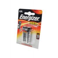 Батарейка Energizer MAX LR6 AA BL2 Alkaline 1.5V (2/24)