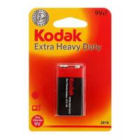 Батарейка Kodak Extra Крона 6F22 BL1 Heavy Duty 9V (1/10/50/6500)