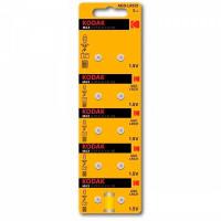 Батарейка Kodak G0/LR521/LR63/LR50/379A/179 BL10 Alkaline 1.5V (10/100/1000)