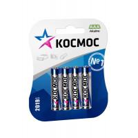 Батарейка Космос Classic LR03 AAA BL4 Alkaline 1.5V (4/48/576)