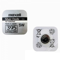 Батарейка Maxell 395/399 BL1 Silver Oxide 1.55V б/р