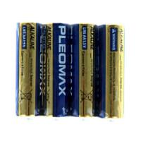 Батарейка Pleomax LR6 AA Shrink 4 Alkaline 1.5V (4/24/480/28800)