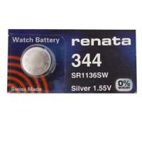 Батарейка Renata 344 Silver Oxide 1.55V (1/10/100)