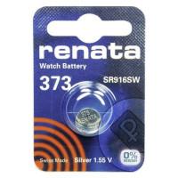 Батарейка Renata 373 BL1 Silver Oxide 1.55V (1/10/100)