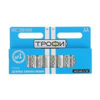 Батарейка Трофи LR6 AA BL12 Alkaline 1.5V (12/336/672/16128)