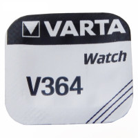 Батарейка Varta 364 BL1 Silver Oxide 1.55V (1/10/100)
