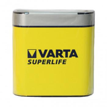 Батарейка Varta SUPER LIFE 3R12 Shrink 1 Heavy Duty 4.5V (2012) (1/44)