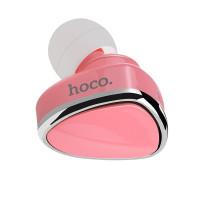 Bluetooth гарнитура HOCO E7 Plus La joie wireless headset розовый